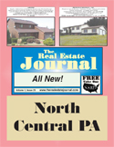 THE REAL ESTATE JOURNAL - NORTH CENTRAL PA